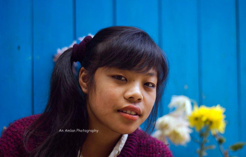 Nepali Girl-1