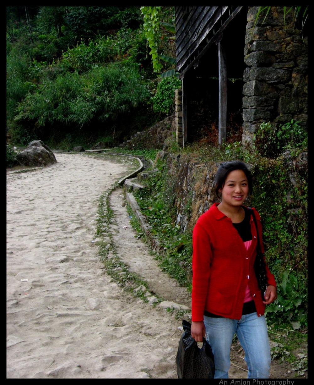 Nepali Girl-2
