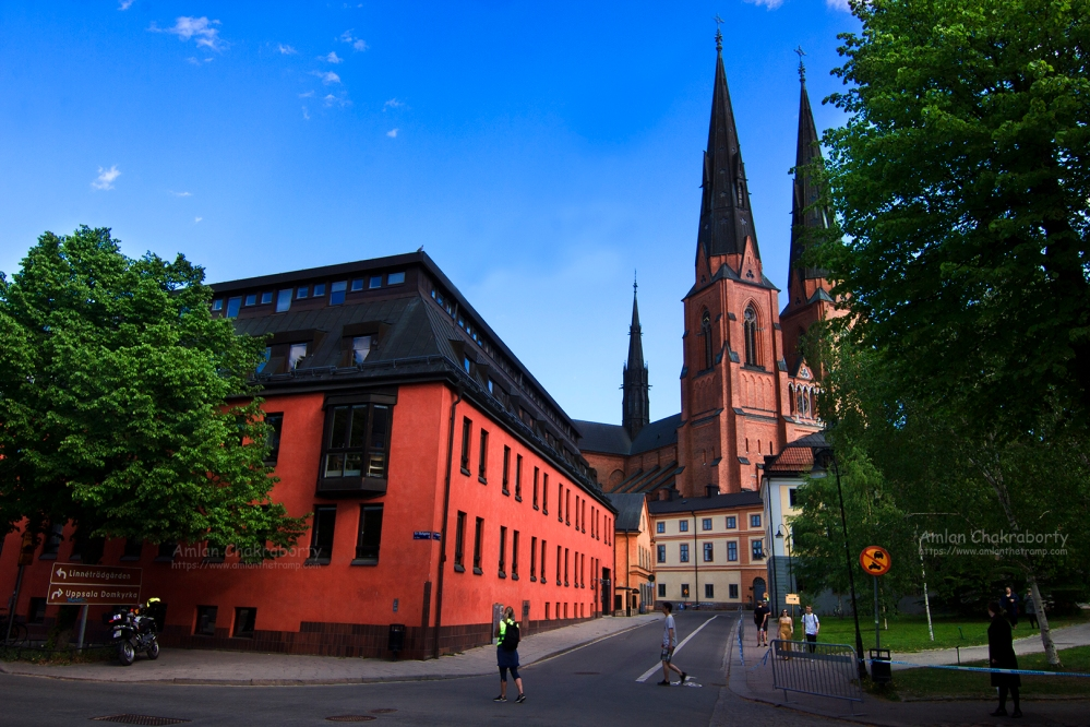 Uppsala Cathedral2