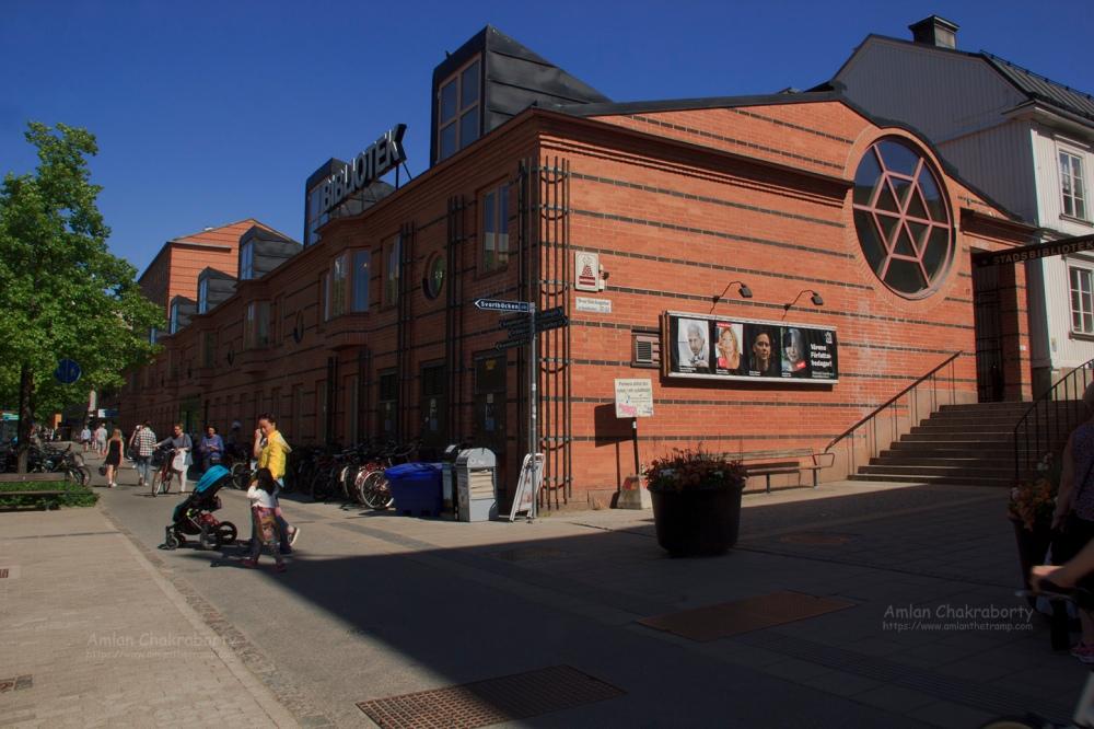 Uppsala Library