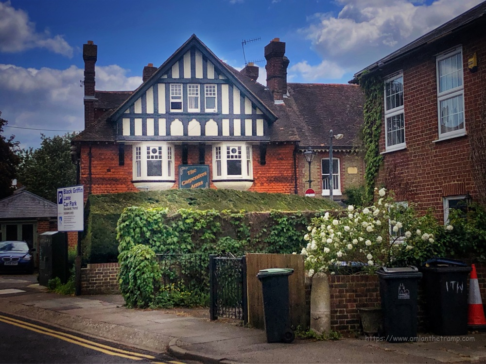 Old house of Canterbury
